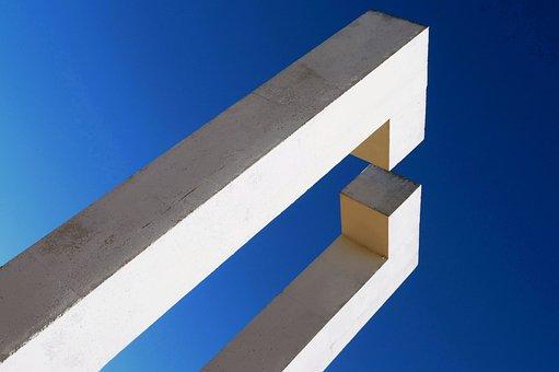 Sculpture, Modern, Figure, Modern Architecture