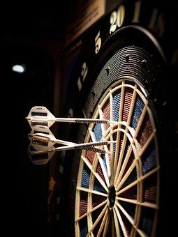 Target, Darts, Sport, Shot, The Exact, Sharp, Game