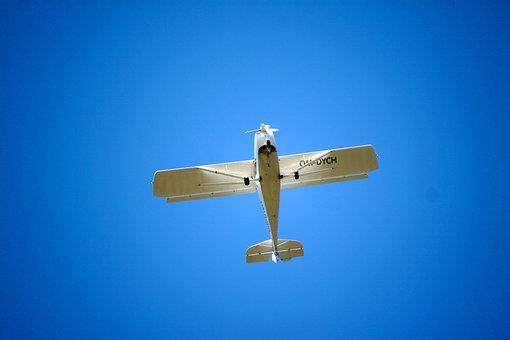 Plane, Flying, Flight, Fly, Airplane, Air
