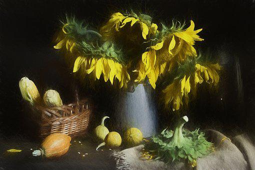 Painting, Oil Painting, Photo Painting, Art, Artwork