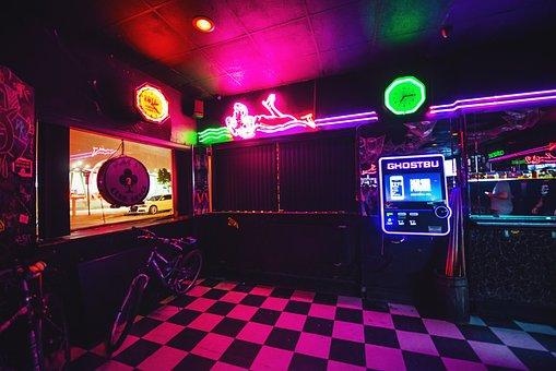 Bar, Drinks, Alcohol, Restaurant, Pub