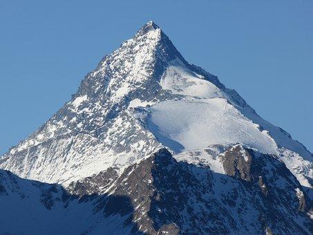 Grossglockner, Top-of-austria, Eagles Rest, Massif