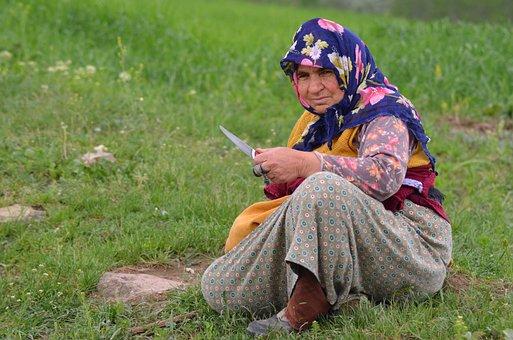Nature, Village, Turkey, Put It In The, Peace, On