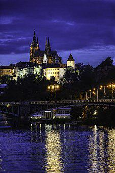 Prague, Castle, Czech Republic