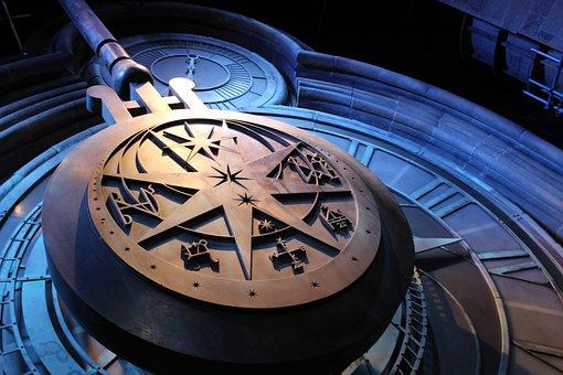Harry, Potter, Clock, Time, Tick, Tock, Movie, Prop