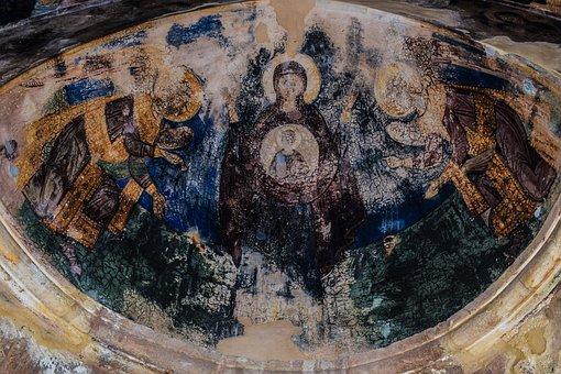 Panayia, Virgin Mary, Iconography, Painting, Byzantine