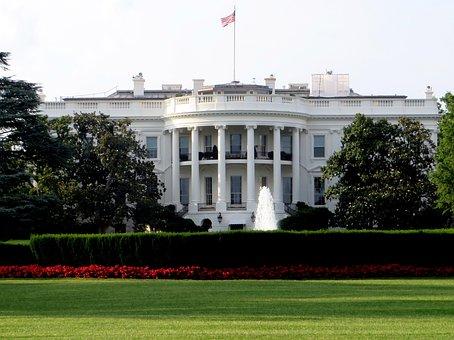 White House, Washington, President, Potus, Usa