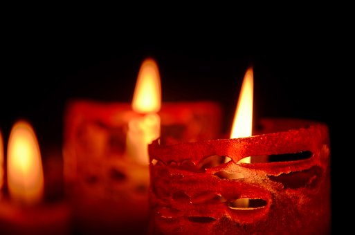 Candle, Fire, Flame, Light, Mood, Wax Candle, Christmas
