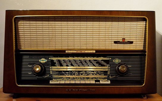 Radio, Tube Radio, Switched, Radio Device, Frequency
