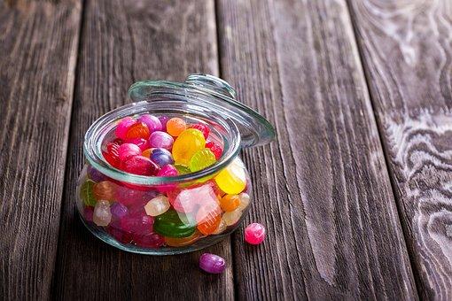 Candy, Sweetmeats, Sweets, Caramel, Dessert, Food