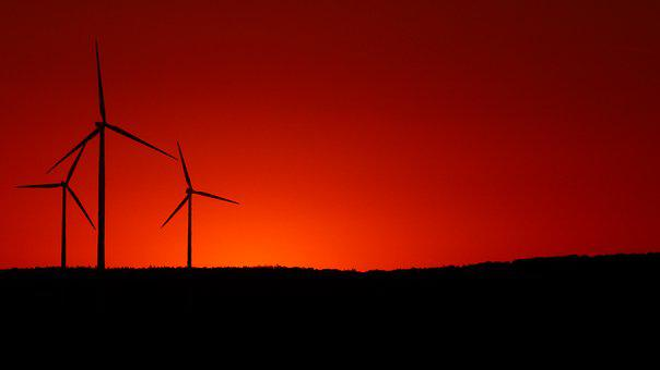 Windräder, Wind Power, Renewable Energy, Energy