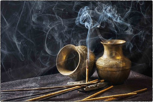 Incense, Indian, Aromatic, Stick