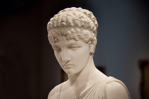 Penelope, Sculpture, De Young Museum, San Francisco