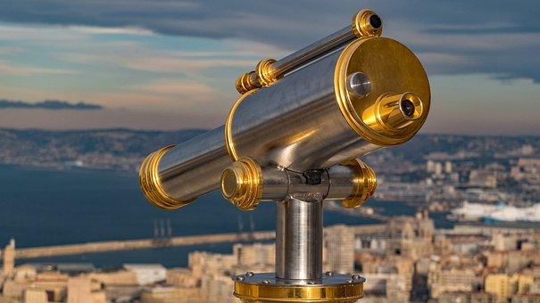 Telescope, Field-glass, Optical, Focus, Binoculars