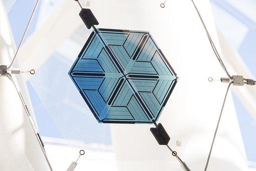 Pv, Photovoltaic Panel, Cell, Hexagon