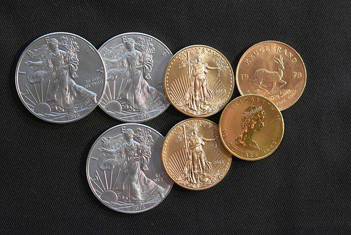 Coins, Money, Wealth, Investment, Business, Currency