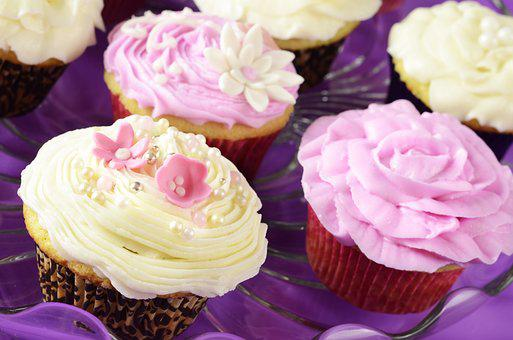 Desserts, Cup Cakes, Food, Cupcake, Icing, Frosting