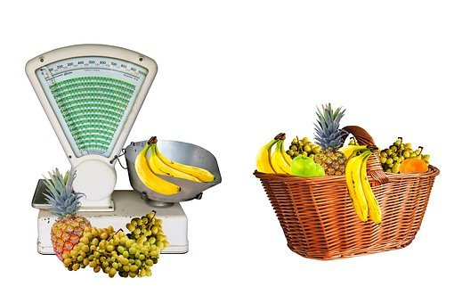 Eat, Food, Fruit, Fruits, Banana, Pineapple, Grapes