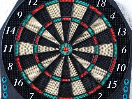 Dart Board, Game Of Darts, Dartautomat, Dart