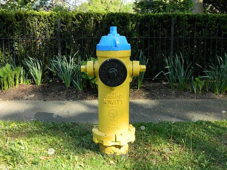 Hydrant, Water Connection, Fire Extinguishing System