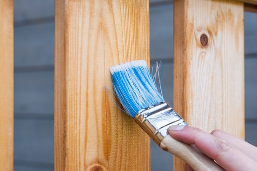 Deck, Wood, Paint, Wooden, House, Decking, Varnish