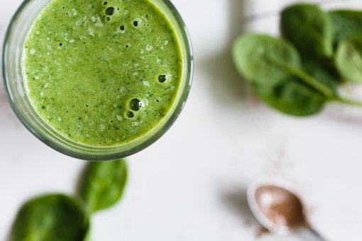 Top View, Closeup, Vegetarianism, Healthy Eating