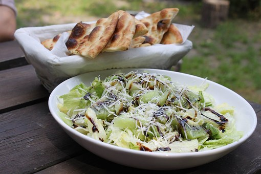 Salad, Health, Vegetables, Eating, Food, A Vegetable
