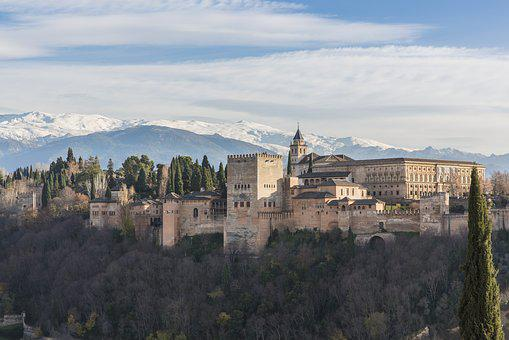 Palace, Old, Historical, Europe, Famous, Castle