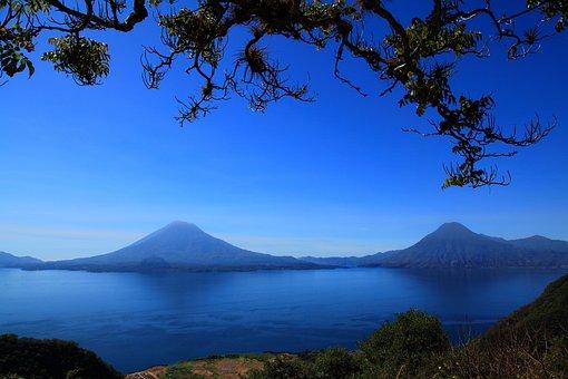 Guatemala, Lake, Central America