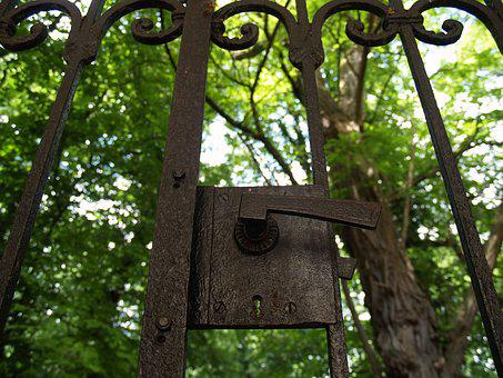 Goal, Castle, Input, Old Gate, Metal Gate, Fence