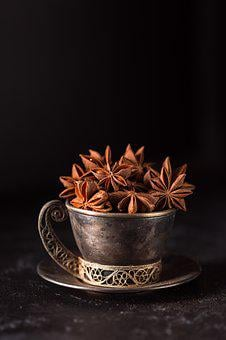 Anise, Star Anise, Seeds, Spices, Odor, Sprockets