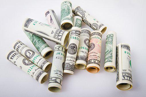 Dollar, Money, Bill, Rich, Paper, Bank, Cash Money