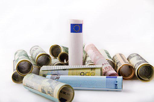 Euro, Dollar, The European Union, Currency, Crisis
