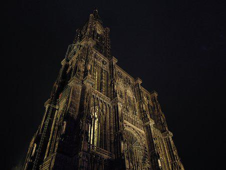 Gothic, The Cathedral, Church, Monument, Architecture
