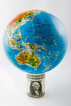 Dollar, Money, Earth, Bill, Bank, United States