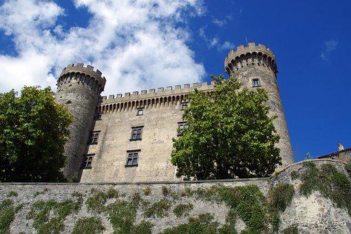 Castle Of Bracciano, Italy, Castle, Bracciano, Lazio