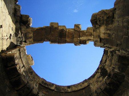 Amman, Citadel, Jordan, Ancient, Travel, Architecture