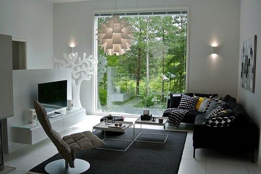 Modern, Interior, Design, Home, New House, Scandinavia