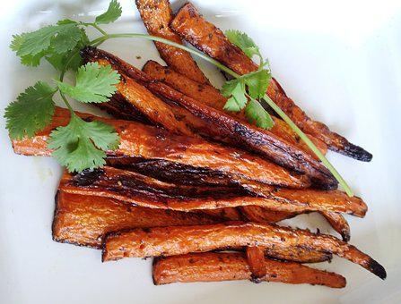 Carrots, Root, Vegetable, Nutrition, Sweet, Orange