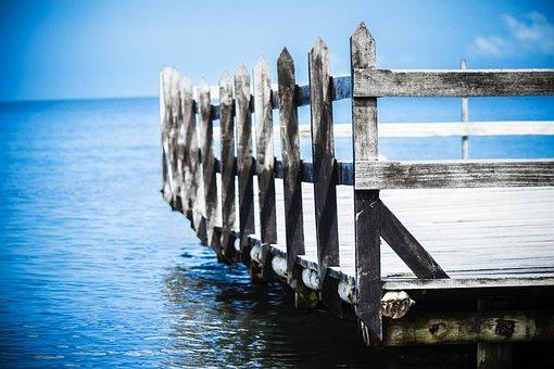 Sea, Port, Costa, Sun, Water, Marina, Landscape, Bay