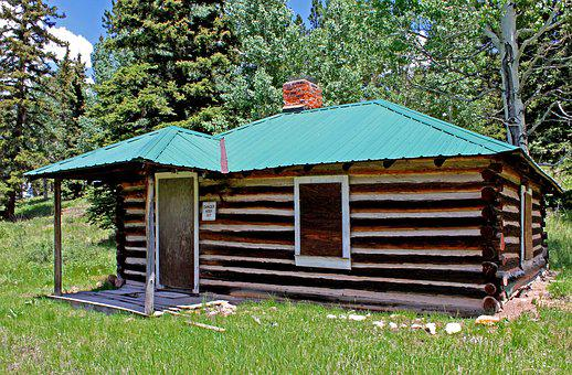 Old Cabin, Homestead, Cabin, Old, House, Rustic, Rural