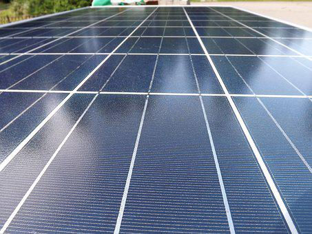 Solar Panel, Solar, Photovoltaic, Silicon, Energy