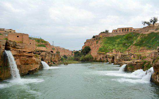 Nikon, 5200d, Ancient Waterfalls In Khuzestan, Iran