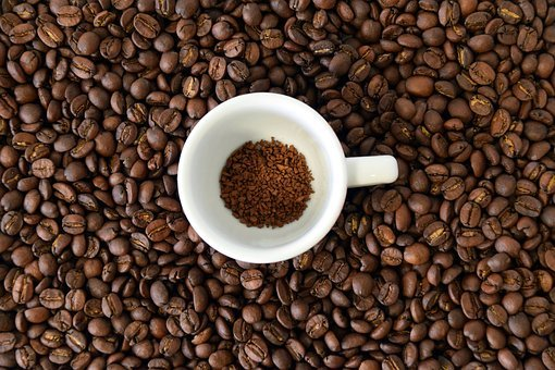 Coffee, Coffee Beans, Aroma, Cafe, Beans, Cup