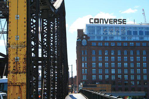 Boston, Massachusetts, Converse, Shoe, Manufacture