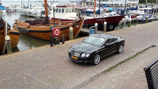 I Volanda, Bentley, Boat, Luxury