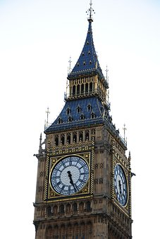 Big Ben, London, Houses Of Parliament