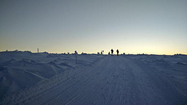 Winter, Lapland, Fell, Finnish, Cold, Snow, The Lapland