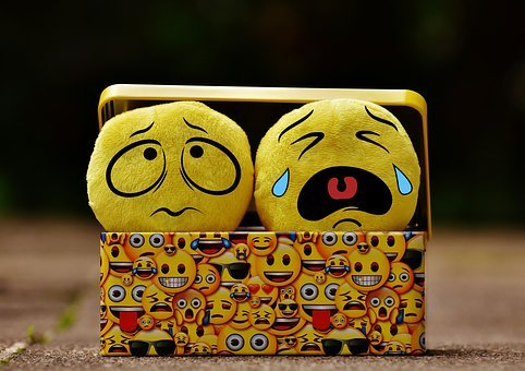 Emotions, Cry, Sad, Smilies, Emoticon, Mood, Smiley
