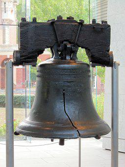 Liberty, Bell, History, Philadelphia, Independence